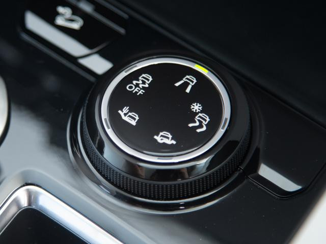 Peugeot 5008 SUV Grip Control