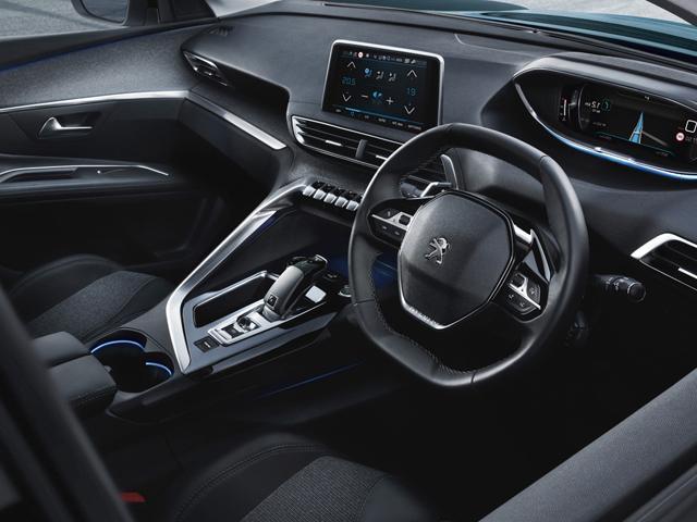 Peugeot 5008 Suv >> New Peugeot 5008 Suv Plus
