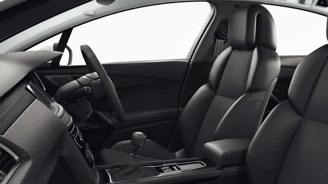 Peugeot 508 Saloon drivers seat