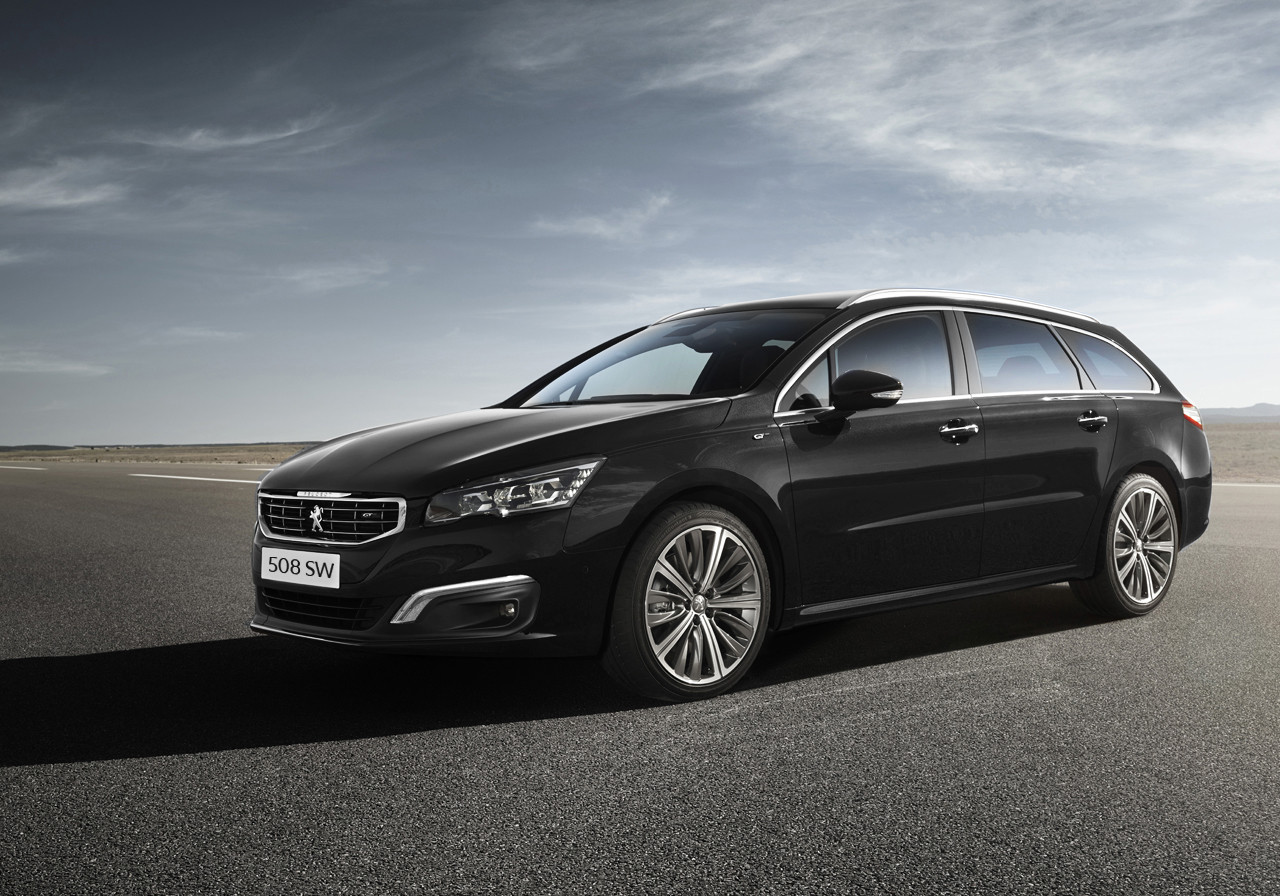 Peugeot 508 SW THP - Peugeot Malaysia