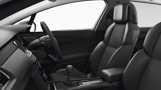 Peugeot 508 SW drivers seat