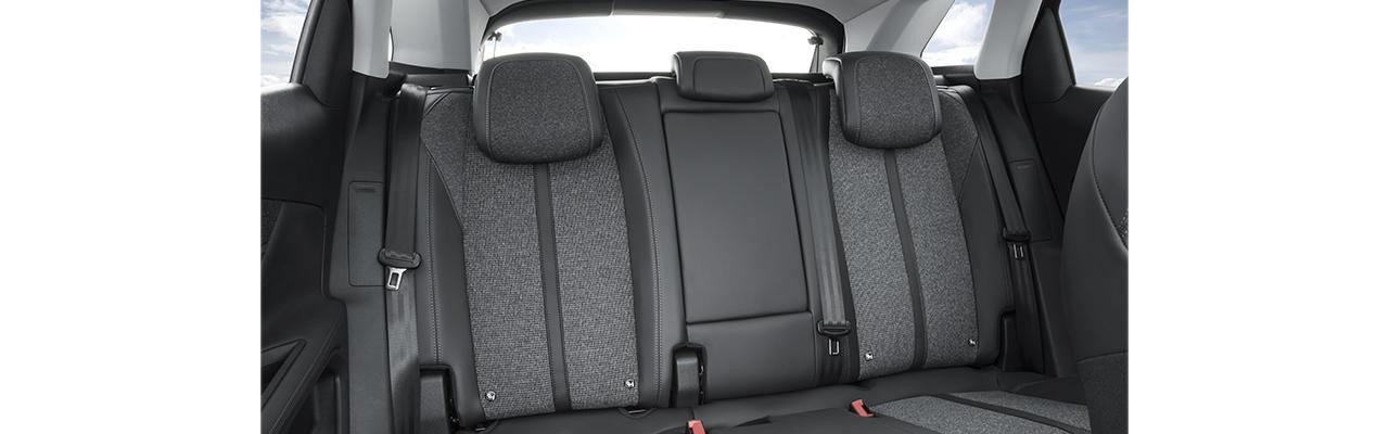 Peugeot 3008 SUV seating