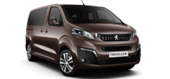 NEW Traveller MPV